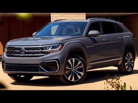 2020 Volkswagen Atlas Cross Sport Suv Introduce Youtube
