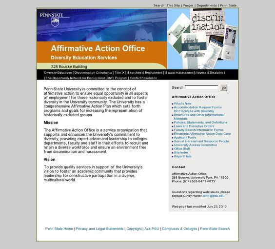 Best  Affirmative Action Ideas On   Education System