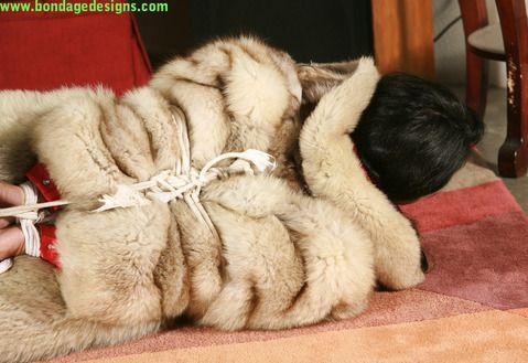 Fur Bondage 10