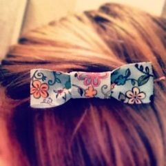 Hot Glue Hairbows - Oh My Creative