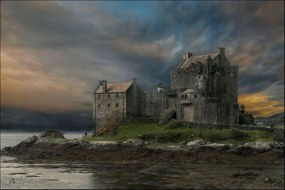 Eilean Donan Castle(Scotland)