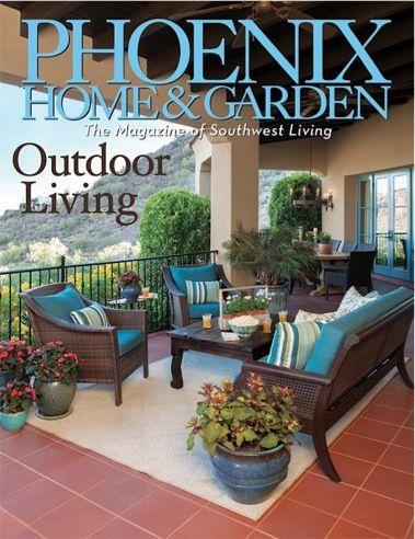 Phoenix Home and Garden Magazine Sale: as low as $5.74 per year! #arizona #thefrugalgirls