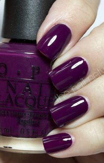 OPI - Skyfall Collection - Casino Royale nail polish Luxury Beauty - winter nails - http://amzn.to/2lfafj4