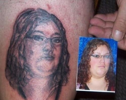 31 Tattoo Artists Who Should Be Fired Girlfriend Tattoos