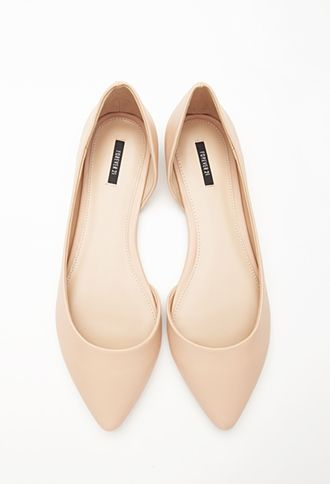Just bought this amazing pair of ballerina flats. Totally love them. Can't wait to wear them at school!!!