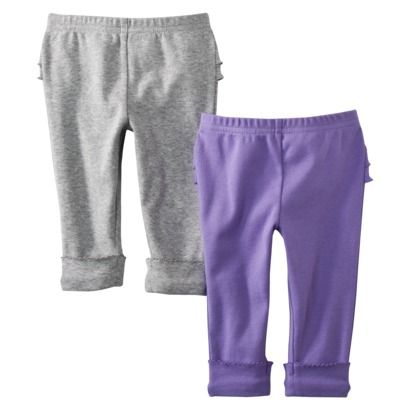 JUST ONE YOU  Made by Carters ® Infant Girls Elephant 2 Pack Pant Set - Purple.Opens in a new window. $16. talles: RN, 3, 6, 9, 12, 18 meses