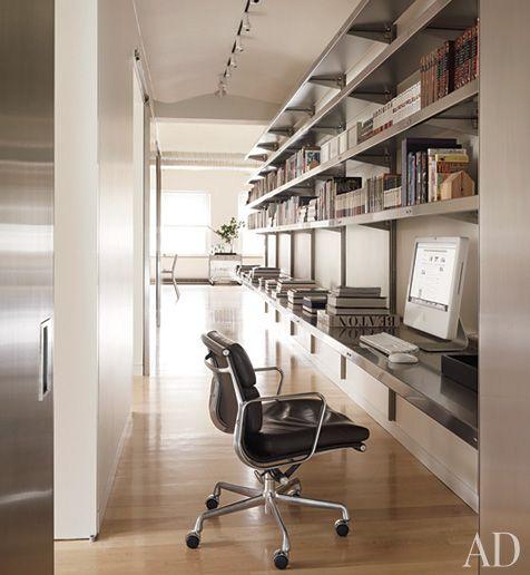 Smart use of hallway space