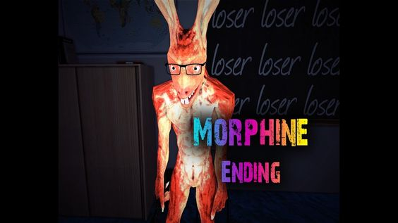 THAT ESCALATED QUICKLY   Ending   Morphine (Game)