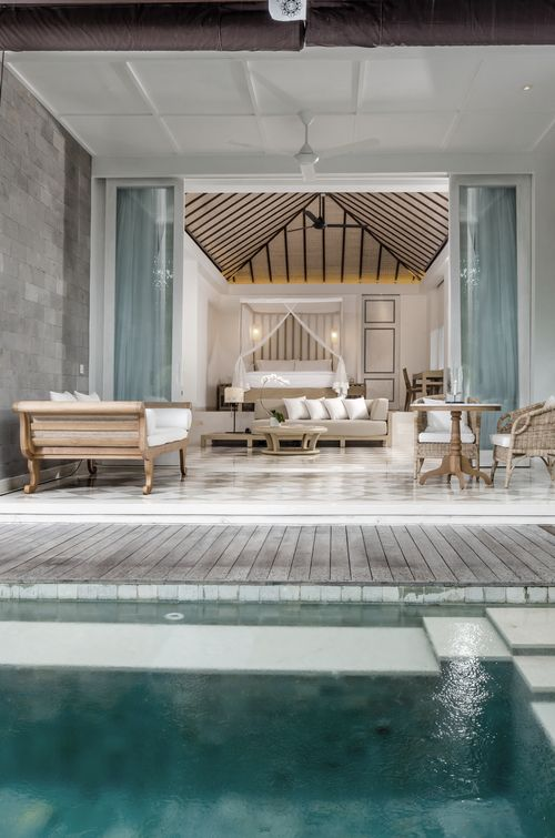 Ubud hotels ubud and bali on pinterest for Interior design villa bali