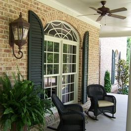 Exterior Brick Colors Design Ideas, Pictures, Remodel, and Decor - page 3