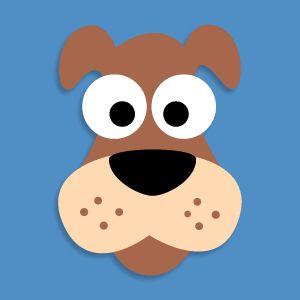 dog mask template for kids - printable dog mask dog templates and patterns