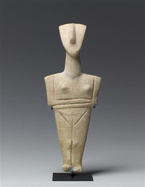 @MuseeLouvre : RT @imagesdart: Idole cycladique aux bras croisés.  @MuseeLouvre https://t.co/idQG1xYB8z https://t.co/f9C0A6Cmxk