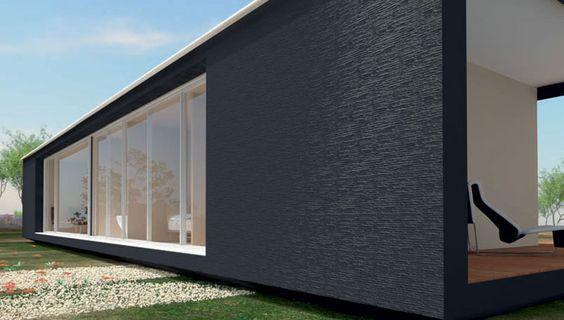 """Diseño fachada, estilo """"beach""""."""