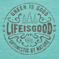 Organic Coin  Green is DEFINITELY good!!  #lifeisgood #dowhatyoulike