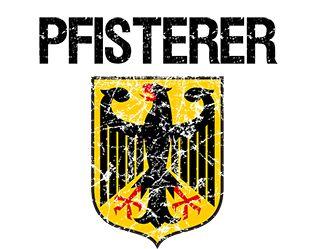 Pfisterer Surname