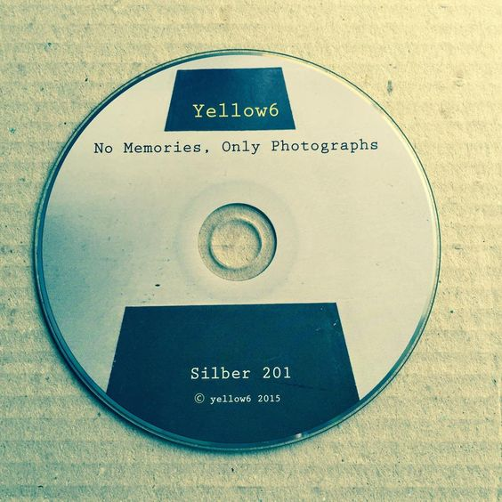Yellow6 - No Memories, Only Photographs - CD