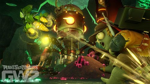Plants Vs Zombies Garden Warfare 2 Standard Edition Playstation