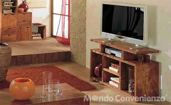 Holland porta tv porta pc mondo convenienza casolare pinterest tvs and holland - Porta tv mondo convenienza ...