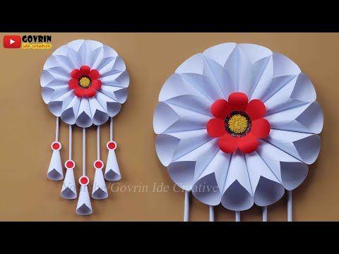 Kerajinan Dari Kertas Origami Untuk Dinding