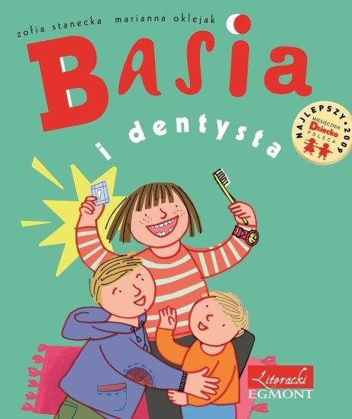Basia I Dentysta Stanecka Zofia Fictional Characters Egmont Books