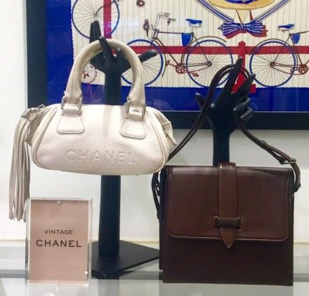 新入荷VINTAGE CHANEL BAG VOL.2