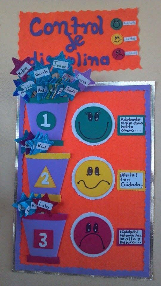 Tips de actividades para tu grupo escolar control visual for Actividades de salon