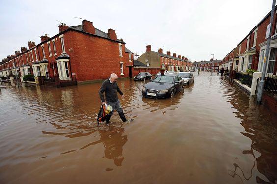 بعض الحلول المقترحة للحد من الفيضانات موسوعة Environment Canal Solutions