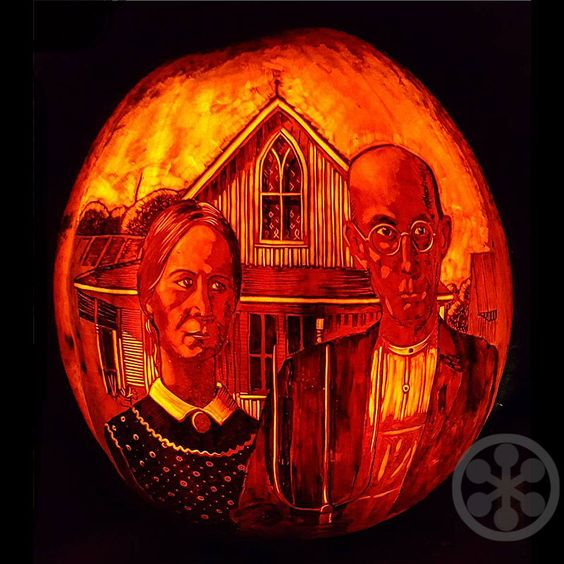 20 Crazy Impressive Pumpkin Carvings by Edward Cabral at http://www.ifitshipitshere.com/edward-cabral-pumpkin-carvings/