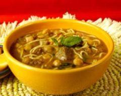 Soupe harira (facile, rapide) - Une recette CuisineAZ