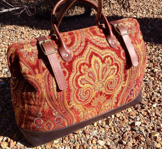 Carpet Bag by LondonJack1880 on Etsy, £190.00