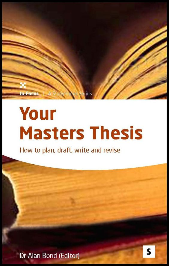 Masters thesis+education