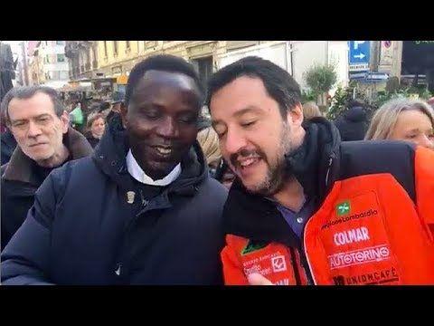 Pin Su Matteo Salvini