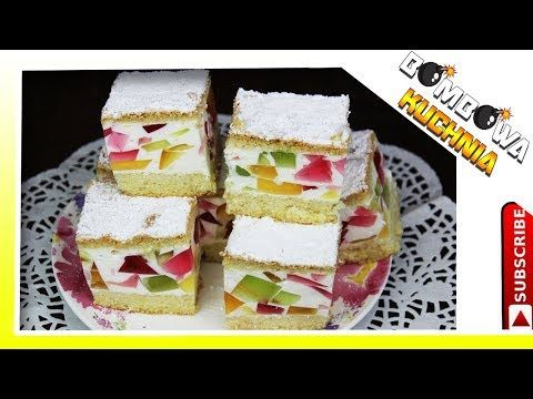 Waciak Bombowa Kuchnia Youtube Desserts Food Vanilla Cake