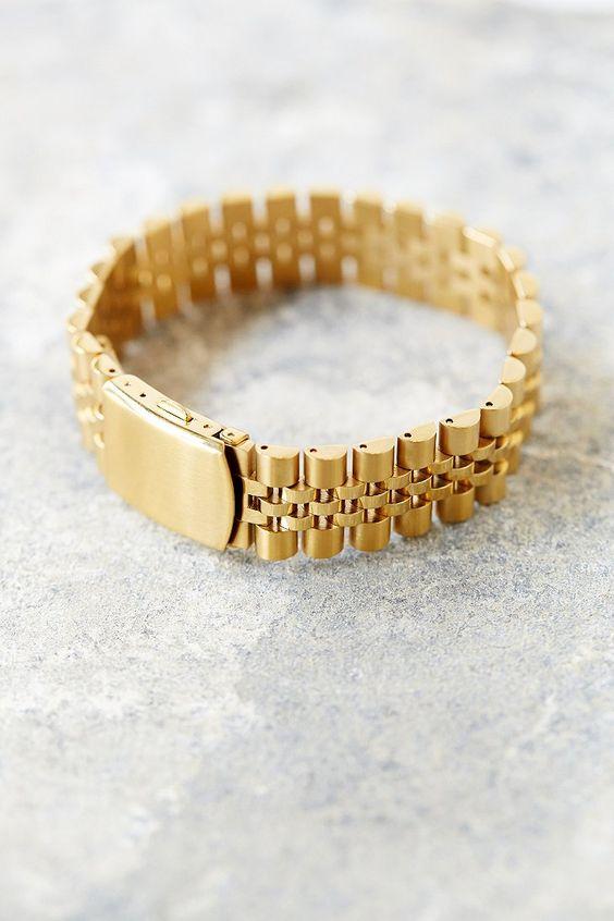 Mister Band Bracelet