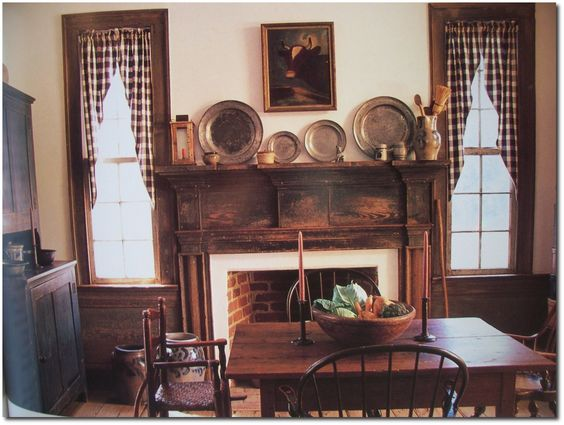 Antiques folk art and decorating ideas on pinterest for Country style catalogs