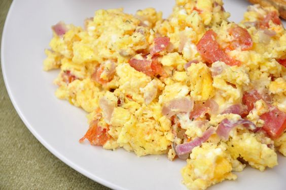 Special Scrambled Eggs – Mattorestaurant