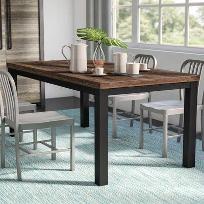 Houston Dining Table Esstisch Modern Esszimmertisch Holz