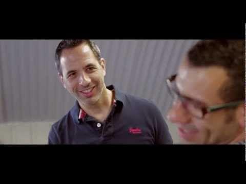 Yotam Ottolenghi and Sami Tamimi talk about their new cookbook - Jerusalem