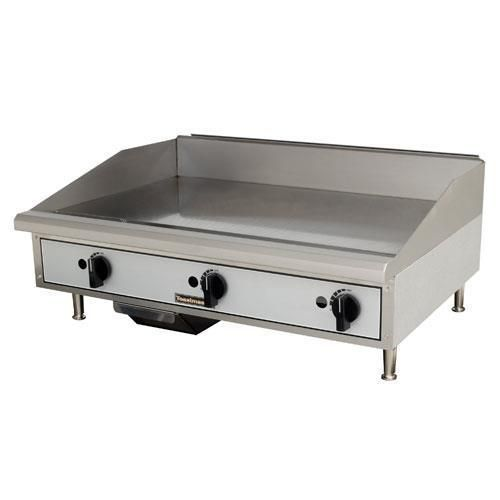 Toastmaster Tmgm36 36 Countertop Gas Griddle Flat Top Grill