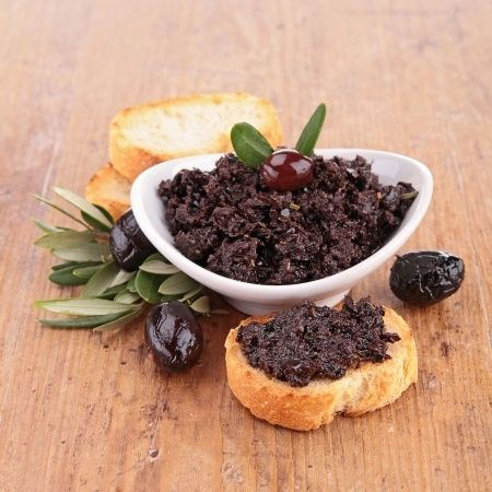 #recette de la tapenade noire provençale !