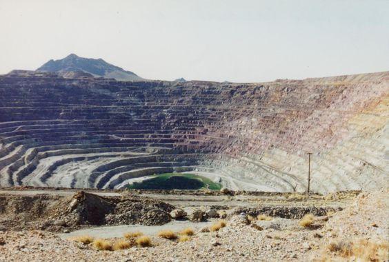 New Cornelia Mine Tailings Dam