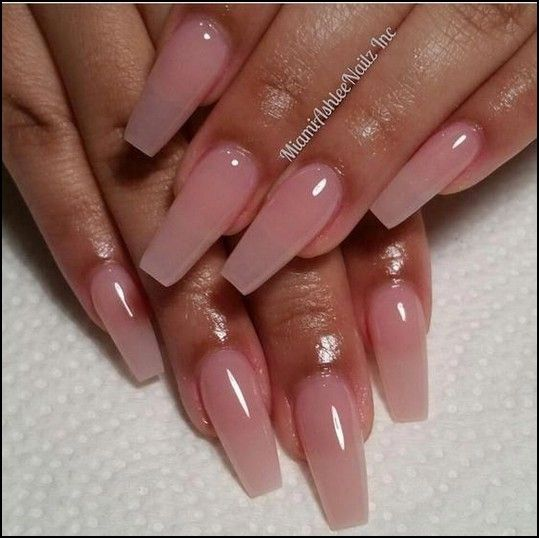 2020 Summer Seasonal Long And Short Acrylic Polished Matte And