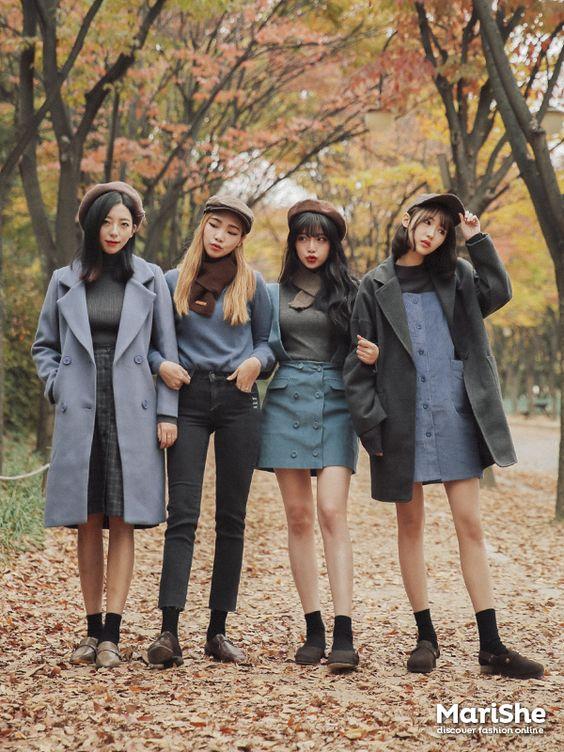 마리 쉬 ♥ 패션 트렌드 북!