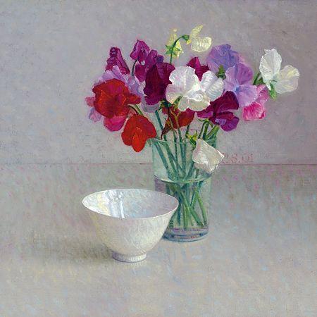 Piet Sebens    Beautiful Sweetpeas: