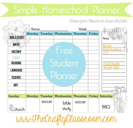 Student Calendar Planner : Pinterest the world s catalog of ideas