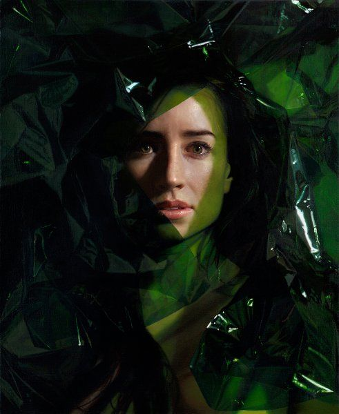 """Immaculate"": Ob Hyperrealismus, Fotorealismus oder Zeitgenössischer Realismus...painting by Robin Eley"