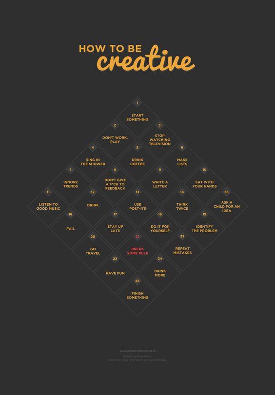 15 Charts All Creative People Definitely Need