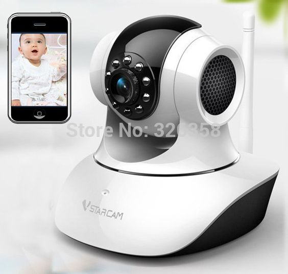 Starcam Baby Monitor Camera for Smart Phones   Products