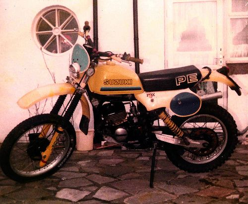 Suzuki PE250T 1980 | Denise & Rick | Flickr