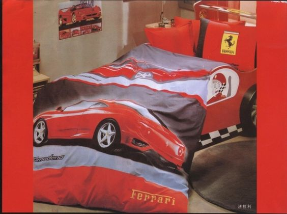 Race Car Twin Bed: Comforters Bed, Bed Sets And Race Cars On Pinterest